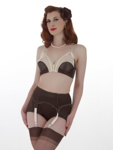 coco vintage style lingerie collection